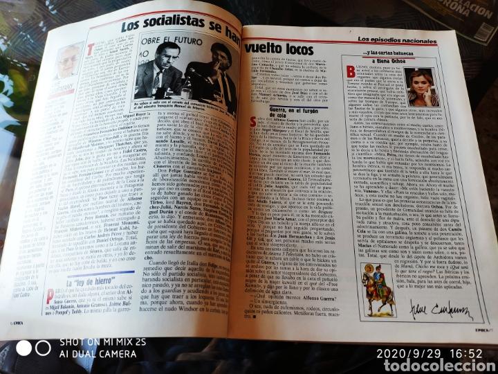 Coleccionismo de Revista Época: REVISTA EPOCA N° 304 (31 DICIEMBRE 1990) - Foto 2 - 219192618
