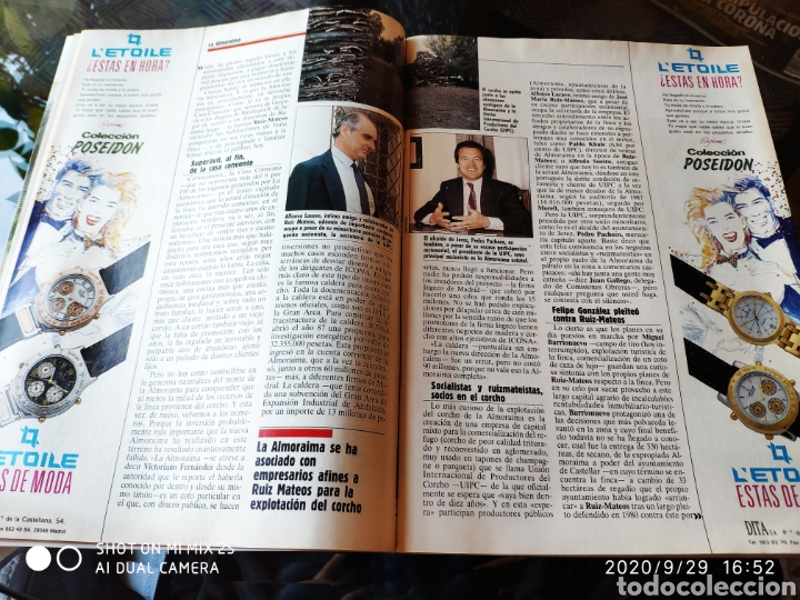 Coleccionismo de Revista Época: REVISTA EPOCA N° 304 (31 DICIEMBRE 1990) - Foto 3 - 219192618