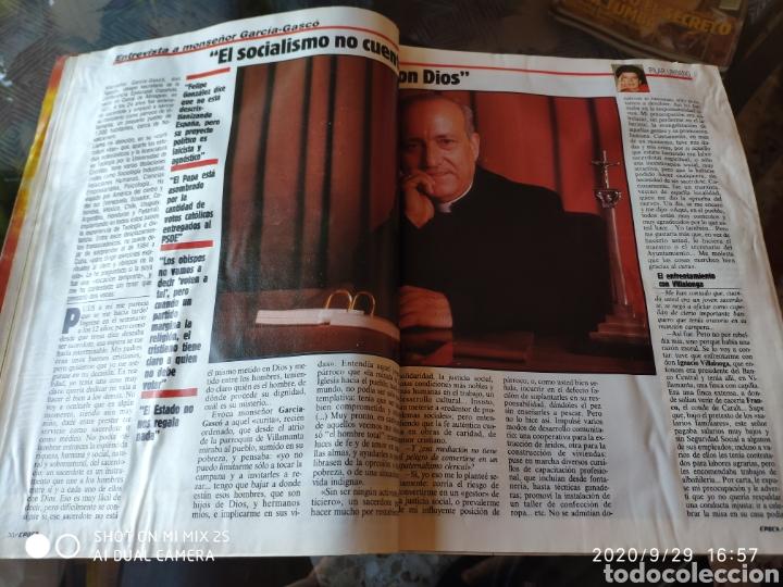 Coleccionismo de Revista Época: REVISTA EPOCA N° 289 (17 SEPTIEMBRE 1990) - Foto 2 - 219193178