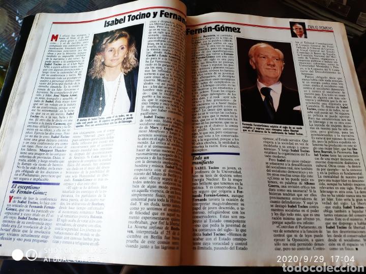 Coleccionismo de Revista Época: REVISTA EPOCA N° 273 (28 MAYO 1990) - Foto 2 - 219194130