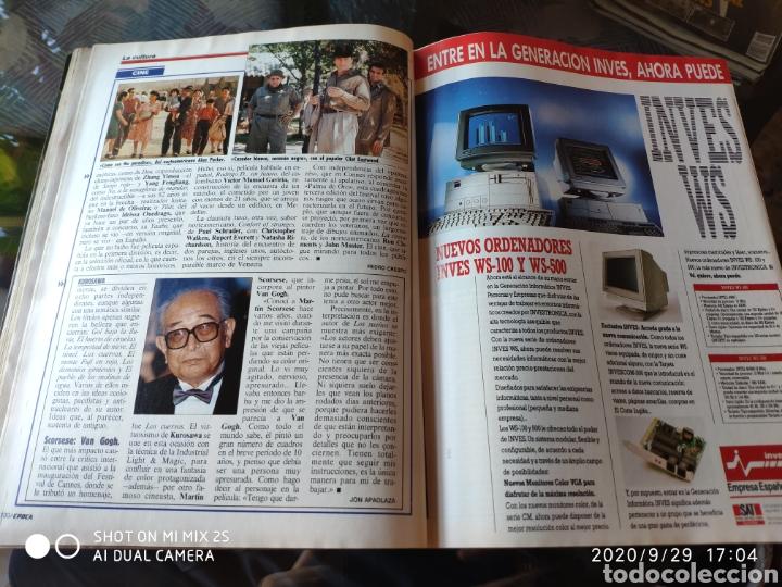 Coleccionismo de Revista Época: REVISTA EPOCA N° 273 (28 MAYO 1990) - Foto 3 - 219194130