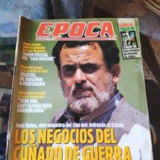 Coleccionismo de Revista Época: REVISTA EPOCA N° 273 (28 MAYO 1990). Lote 219194130