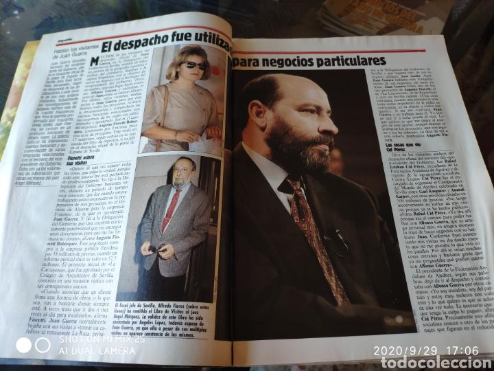 Coleccionismo de Revista Época: REVISTA EPOCA N° 271 (14 MAYO 1990) - Foto 2 - 219194367