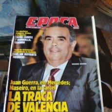 Coleccionismo de Revista Época: REVISTA EPOCA N° 268 (23 ABRIL 1990). Lote 219194850