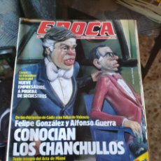 Coleccionismo de Revista Época: REVISTA EPOCA N° 263 (19 MARZO 1990). Lote 219196176