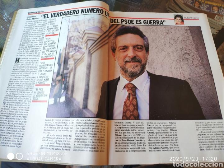 Coleccionismo de Revista Época: REVISTA EPOCA N° 260 (26 FEBRERO 1990) - Foto 2 - 219196806