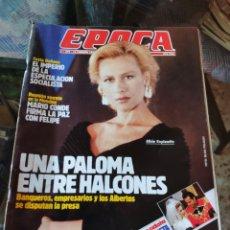 Coleccionismo de Revista Época: REVISTA EPOCA N° 259 (19 FEBRERO 1990). Lote 219205208