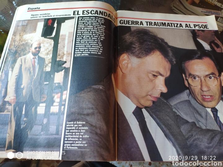 Coleccionismo de Revista Época: REVISTA EPOCA N° 257 (5 FEBRERO 1990) - Foto 2 - 219205492