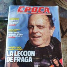 Coleccionismo de Revista Época: REVISTA EPOCA N° 251 (1 ENERO 1990). Lote 219206411