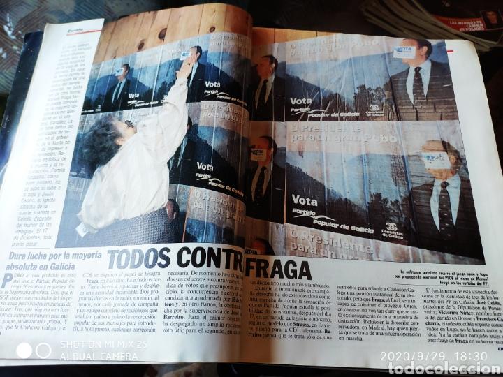 Coleccionismo de Revista Época: REVISTA EPOCA N° 249 (18 DICIEMBRE 1989) - Foto 2 - 219206736