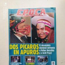 Coleccionismo de Revista Época: ÉPOCA. Lote 224867318
