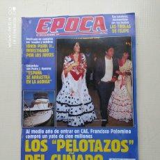 Coleccionismo de Revista Época: ÉPOCA. Lote 224942156