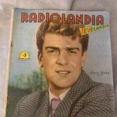 Coleccionismo de Revista Época: RADIOLANDIA REVISTA DE ÉPOCA. Lote 225869135
