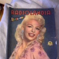 Coleccionismo de Revista Época: RADIOLANDIA REVISTA DE ÉPOCA. Lote 225869730