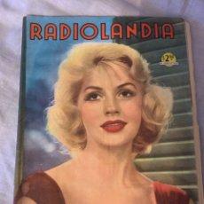 Coleccionismo de Revista Época: RADIOLANDIA REVISTA DE ÉPOCA. Lote 225870130
