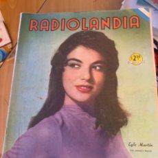 Coleccionismo de Revista Época: RADIOLANDIA REVISTA DE ÉPOCA TEVELANDIA. Lote 225883012