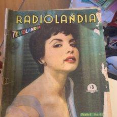 Coleccionismo de Revista Época: RADIOLANDIA REVISTA DE ÉPOCA TEVELANDIA. Lote 225883895
