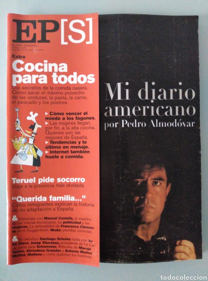 Coleccionismo de Revista Época: El País Semanal. Núm. 1222. Almodovar - Foto 2 - 236184415