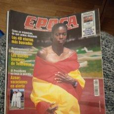 Coleccionismo de Revista Época: REVISTA ÉPOCA AGOSTO DEL 2000. Lote 249414965
