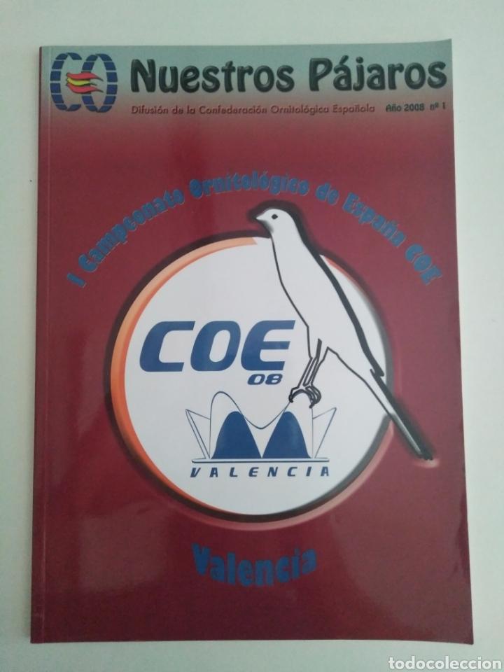 Coleccionismo de Revista Época: Nuestros pájaros. Confederación Ornitológica Española. Lote números 1, 3 y 7. - Foto 4 - 251831810
