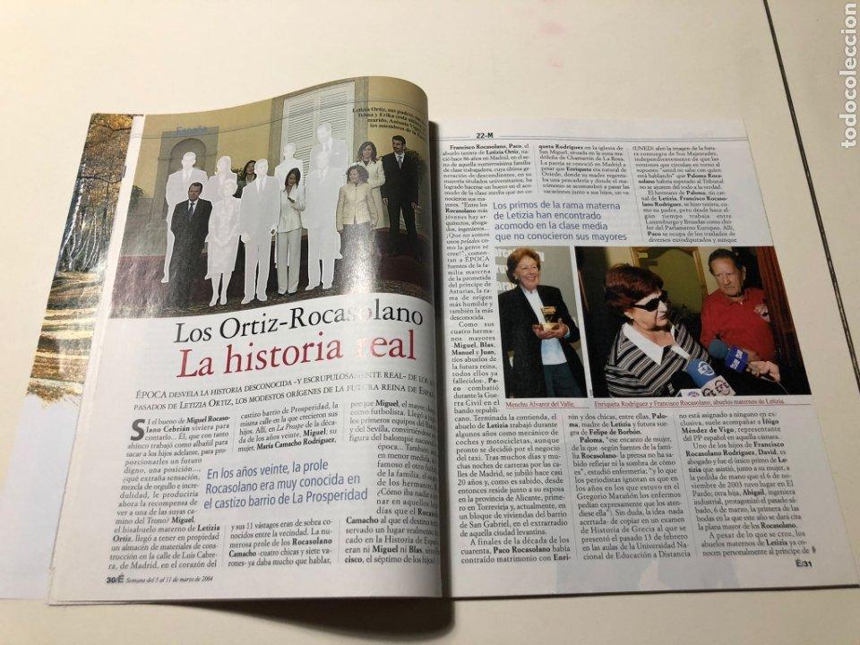 Coleccionismo de Revista Época: Revista Época N° 994. Año 2004 - Foto 5 - 254803195