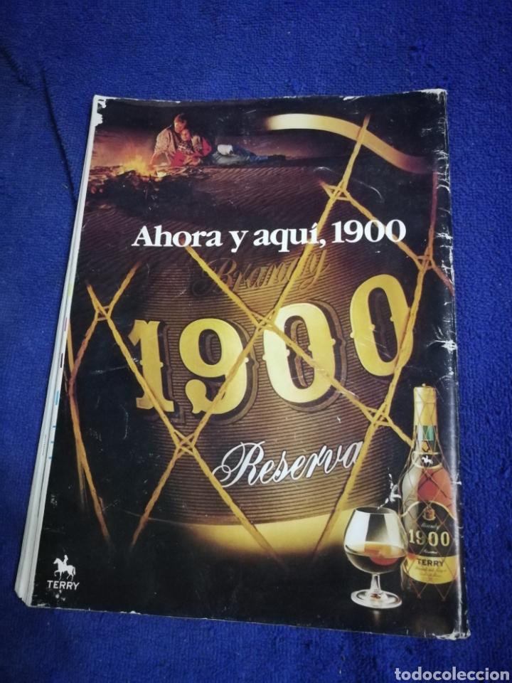 Coleccionismo de Revista Época: Revista epoca. Numero 56. De 1986. - Foto 3 - 257575015