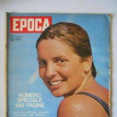 Coleccionismo de Revista Época: EPOCA RIVISTA VINTAGE 1964 ANNO XV N.732 - MONDADORI ED - ED. MONDADORI. Lote 266743403