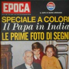 Coleccionismo de Revista Época: EPOCA RIVISTA VINTAGE 1964 ANNO XV N.742 - MONDADORI ED - ED. MONDADORI. Lote 266743418