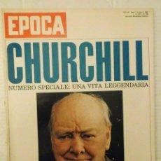 Coleccionismo de Revista Época: EPOCA RIVISTA VINTAGE 1965 ANNO XVI N.749 - MONDADORI ED - ED. MONDADORI. Lote 266743423