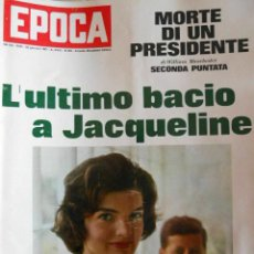 Coleccionismo de Revista Época: EPOCA RIVISTA VINTAGE 1967 ANNO XVIII N.852 - MONDADORI ED - ED. MONDADORI. Lote 266743478