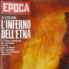 Coleccionismo de Revista Época: EPOCA RIVISTA VINTAGE 1964 ANNO XV N.714 - MONDADORI ED - ED. MONDADORI. Lote 266743528