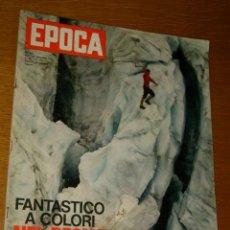 Coleccionismo de Revista Época: EPOCA RIVISTA VINTAGE 1964 ANNO XV N.731 - MONDADORI ED - ED. MONDADORI. Lote 266743538