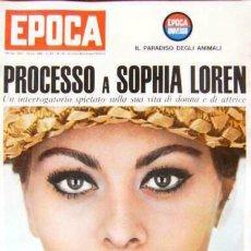 Coleccionismo de Revista Época: EPOCA RIVISTA VINTAGE 1964 ANNO XV N.740 - MONDADORI ED - ED. MONDADORI. Lote 266743573