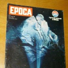 Coleccionismo de Revista Época: EPOCA RIVISTA VINTAGE 1965 ANNO XVI N.773 - MONDADORI ED - ED. MONDADORI. Lote 266743578