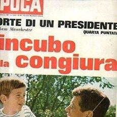 Coleccionismo de Revista Época: EPOCA RIVISTA VINTAGE 1967 ANNO XVIII N.854 - MONDADORI ED - ED. MONDADORI. Lote 266743603