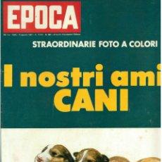 Coleccionismo de Revista Época: EPOCA RIVISTA VINTAGE 1967 ANNO XVIII N.880 - MONDADORI ED - MONDADORI ED.. Lote 267803674