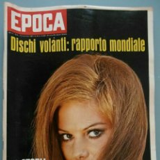 Coleccionismo de Revista Época: EPOCA RIVISTA VINTAGE 1967 ANNO XVIII N.894 - MONDADORI ED - MONDADORI ED.. Lote 267803724