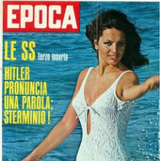 Coleccionismo de Revista Época: EPOCA RIVISTA VINTAGE 1967 ANNO XVIII N.878 - MONDADORI ED - MONDADORI ED.. Lote 267803739