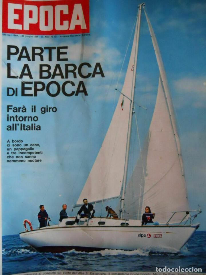 EPOCA RIVISTA VINTAGE 1968 ANNO XIX N.927 - MONDADORI ED - MONDADORI ED. (Coleccionismo - Revistas y Periódicos Modernos (a partir de 1.940) - Revista Época)