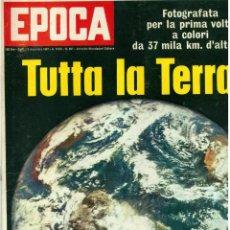 Coleccionismo de Revista Época: EPOCA RIVISTA VINTAGE 1967 ANNO XVIII N.897 - MONDADORI ED - MONDADORI ED.. Lote 267803894