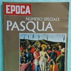 Coleccionismo de Revista Época: EPOCA RIVISTA VINTAGE 1968 ANNO XIX N.916 - MONDADORI ED - MONDADORI ED.. Lote 267803914