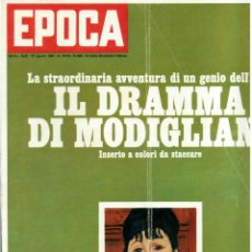 Coleccionismo de Revista Época: EPOCA RIVISTA VINTAGE 1967 ANNO XVIII N.883 - MONDADORI ED - MONDADORI ED.. Lote 267803919
