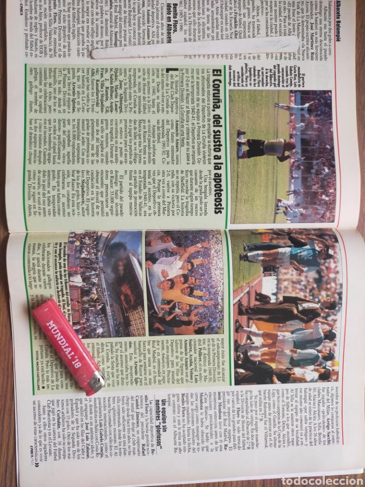 Coleccionismo de Revista Época: Revista época 1992 Albacete Balompié en primera división por primera vez - Foto 4 - 278800978