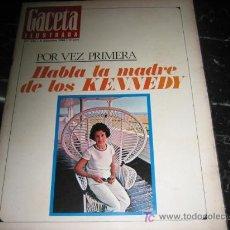 Coleccionismo de Revista Gaceta Ilustrada: GACETA ILUSTRADA........Nº 635 ..8 DE DICIEMBRE DE 1968. Lote 5497952