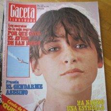 Collezionismo di Rivista Gaceta Ilustrada: GACETA ILUSTRADA . 6 MAYO 79 BUNNY CALDERON . Lote 19356879
