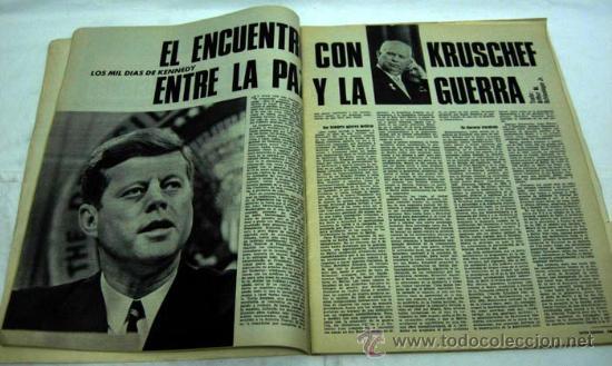 Coleccionismo de Revista Gaceta Ilustrada: La Gaceta ilustrada revista nº 466 11 septiembre 1965 Portada Jeanne Moreau - Foto 2 - 15818255