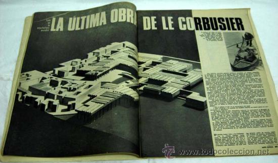 Coleccionismo de Revista Gaceta Ilustrada: La Gaceta ilustrada revista nº 466 11 septiembre 1965 Portada Jeanne Moreau - Foto 3 - 15818255