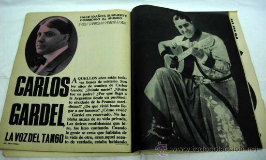 Coleccionismo de Revista Gaceta Ilustrada: La Gaceta ilustrada revista nº 466 11 septiembre 1965 Portada Jeanne Moreau - Foto 4 - 15818255
