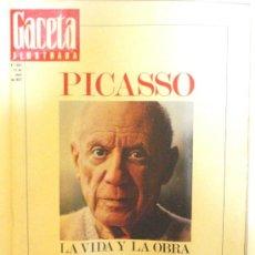 Coleccionismo de Revista Gaceta Ilustrada: GACETA ILUSTRADA - 22 DE MARZO DE ABRIL DE 1973 -. Lote 31255988