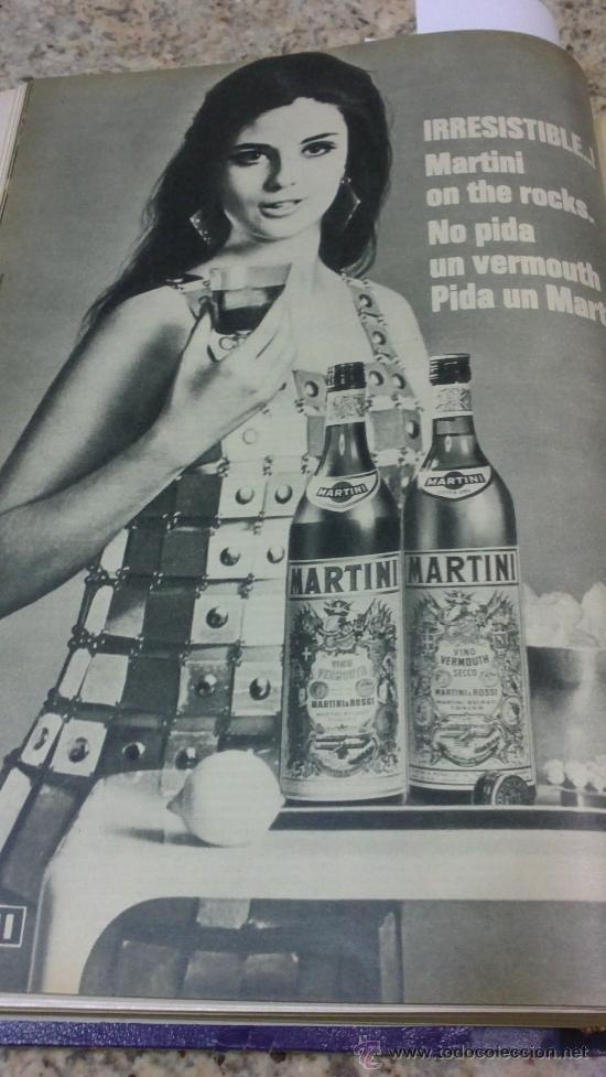 Coleccionismo de Revista Gaceta Ilustrada: MAGNIFICO,LOTE:Revista GACETA ILUSTRADA nº 600-AL-612-(7-4/30-6-1968)ENCUADERNADO-VER FOTOS- - Foto 21 - 33108827